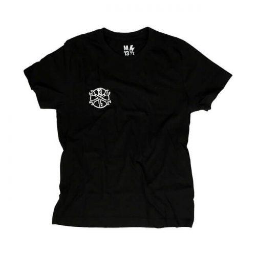 Camiseta de la marca 13 And a Half Magazine fabricada en algodón