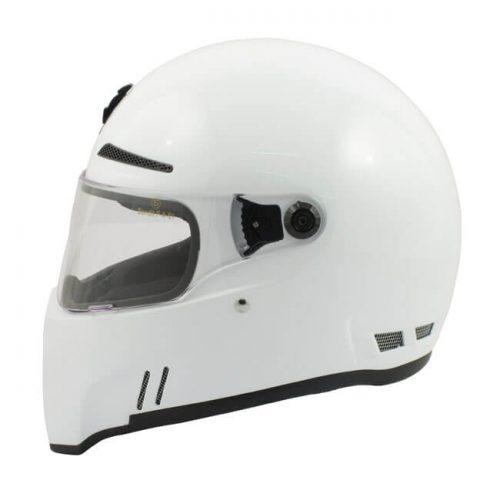 Casco integral Bandit Alien II blanco