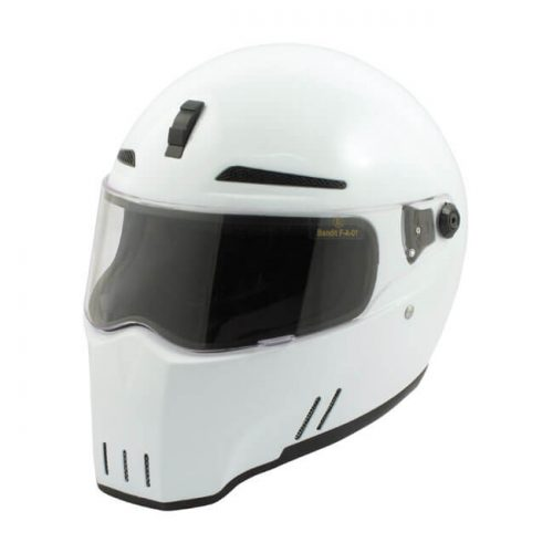 Casco integral Bandit Alien II blanco
