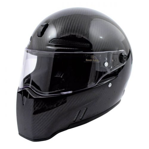 Casco integral Bandit Alien II Carbon ECE