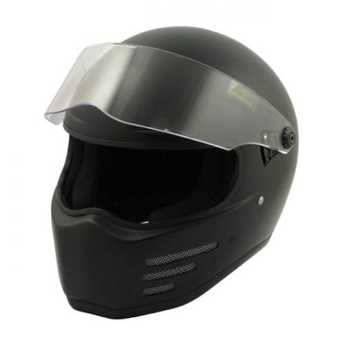 Casco integral Bandit Fighter negro mate ECE