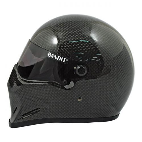 Casco integral Bandit Crystal Carbon DOT