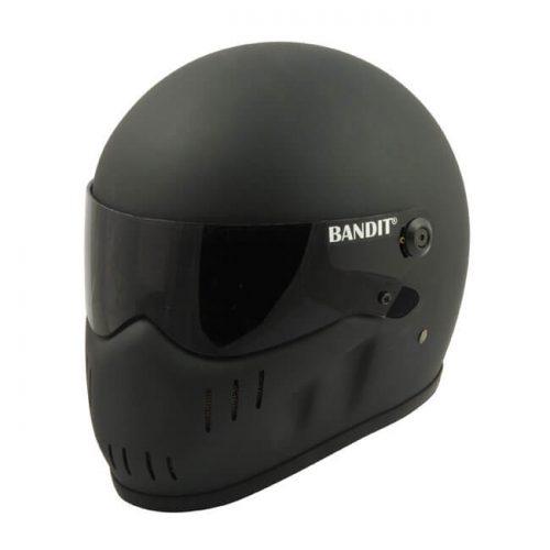 Casco integral Bandit XXR negro mate DOT