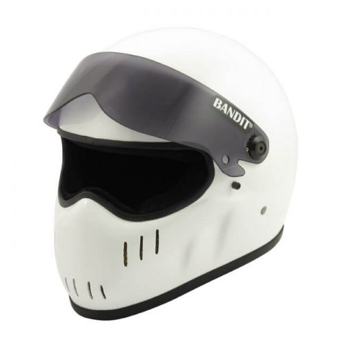 Casco integral Bandit XXR blanco DOT