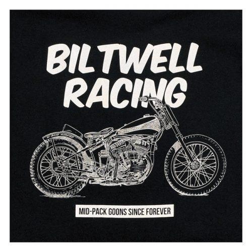 Camiseta de la marca Biltwell modelo 45 fabricada en algodón 100% y pre-encogida
