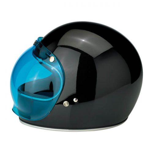 Pantalla Biltwell Bubble para Gringo y Bonanza azul
