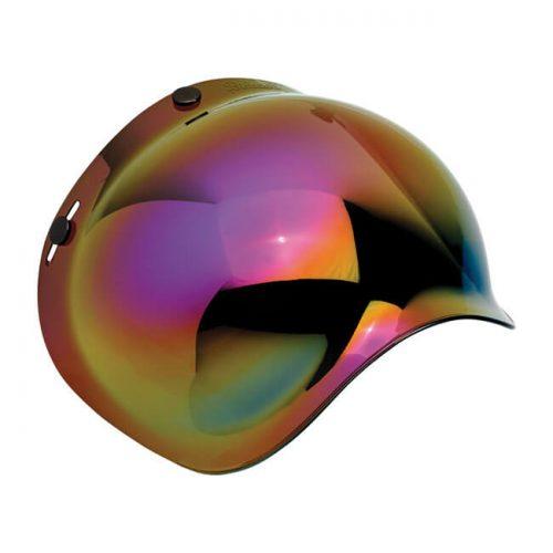 Pantalla Biltwell Bubble para Gringo y Bonanza Rainbow