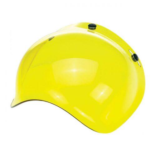 Pantalla Biltwell Bubble para Gringo y Bonanza amarilla