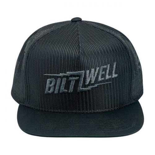 Gorra Biltwell Bolts negra