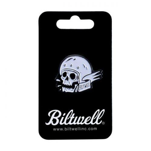 Pin Biltwell Skull esmaltado