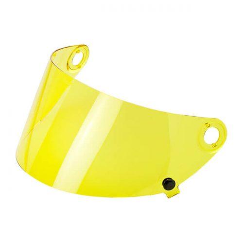 Pantalla Biltwell Gringo S Gen-2 amarilla ECE