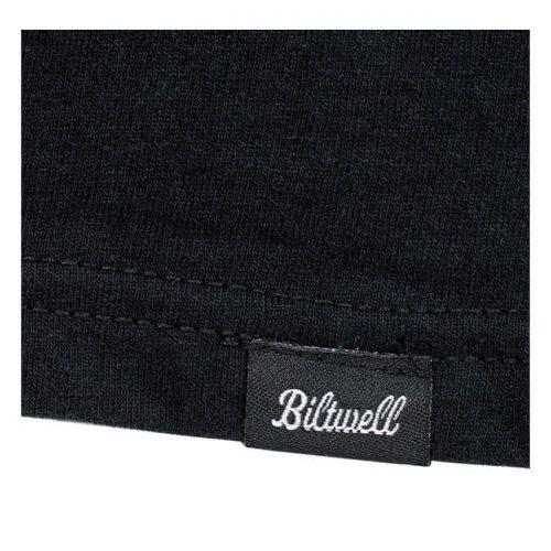 Camiseta de la marca Biltwell 100% algodón y pre-encogida