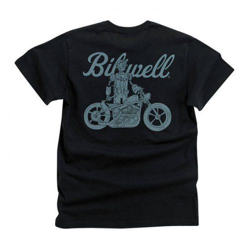 Camiseta biltwell con robot estampado