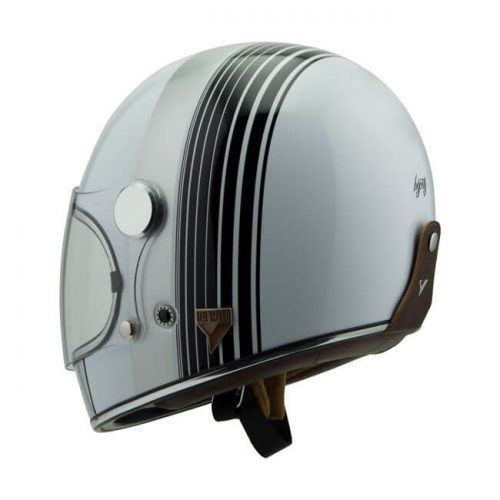 Casco integral By City Roadster White II ECE