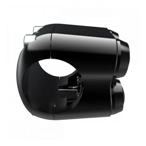 Botonera 4 pulsadores Motone negra 2
