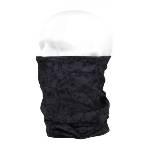 COOLMAX TUNNEL BLACK WITH SKULL 1