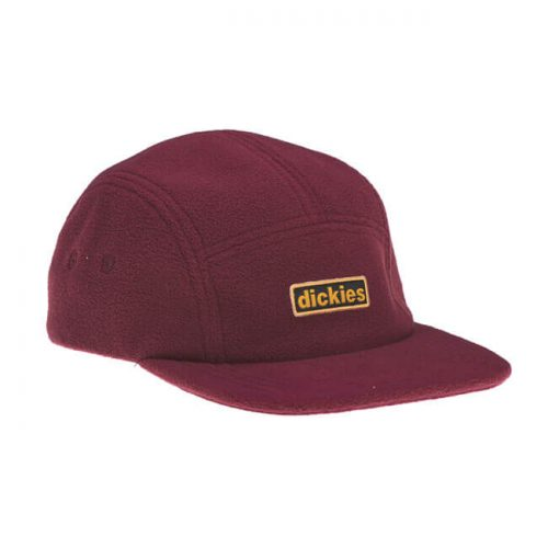 Gorra Dickies Arvonia 5 Polar Fleece granate