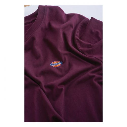 Camiseta Dickies Stockdale granate