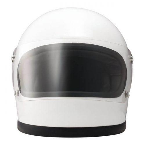 Casco integral DMD Rocket white ECE