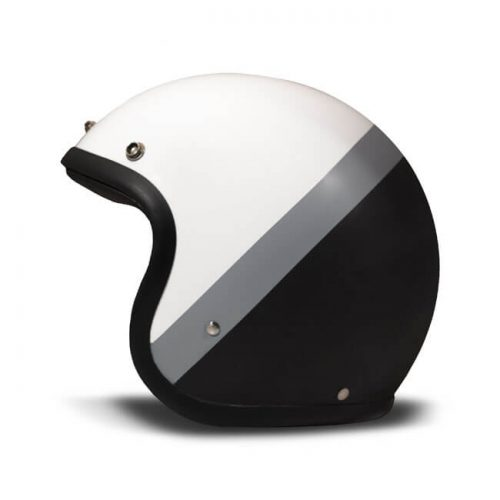 Casco jet DMD Vintage Dark Side ECE