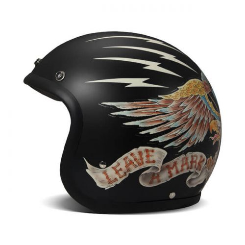 Casco jet DMD Eagle ECE
