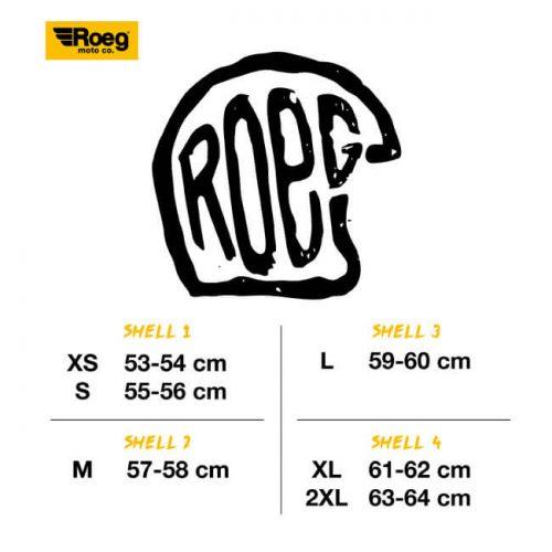 Guía de tallas Roeg jet