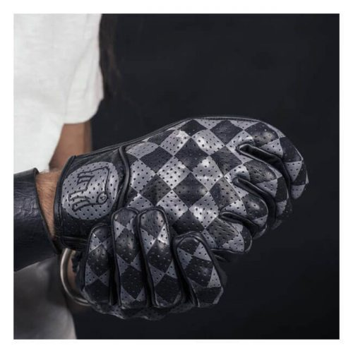 Guantes Holy Freedom Bullit Worker negro/gris