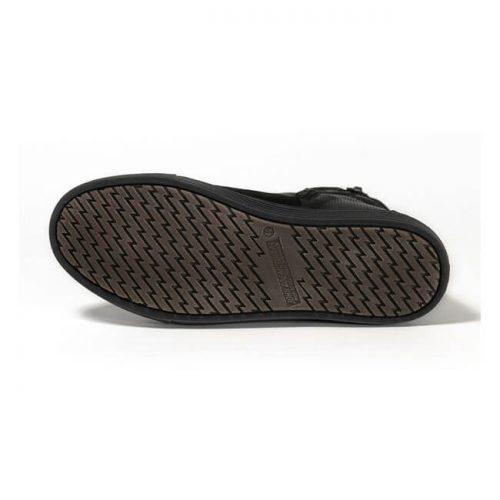 Calzado John Doe Motorcycle Sneakers Neo negro