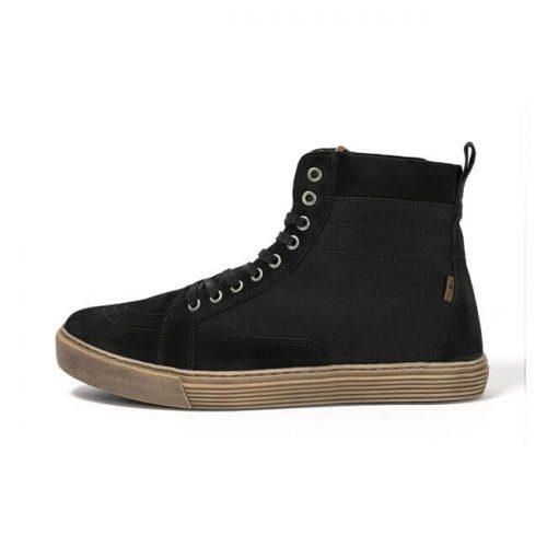 Calzado John Doe Motorcycle Sneakers Neo negro/marrón