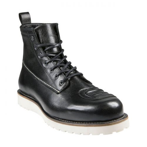 Botas John Doe Riding Iron negras