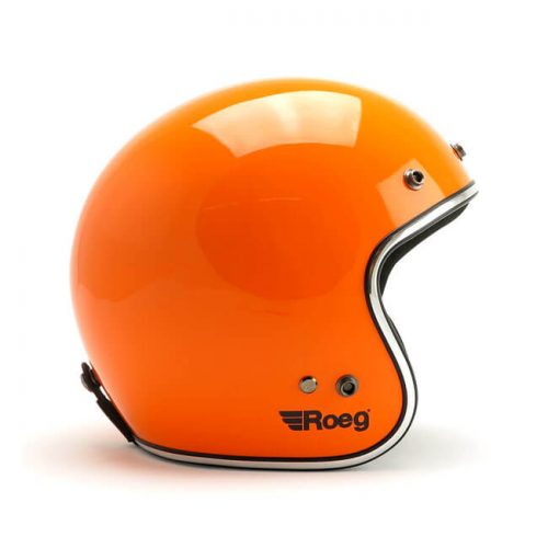 Casco jet Roeg gloss Corn Yellow Gloss ECE