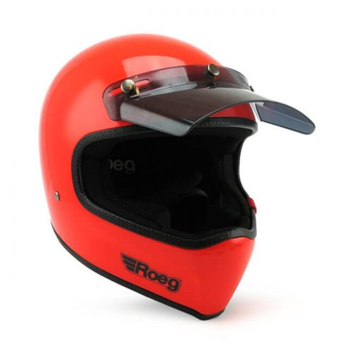 Casco integral Roeg Peruna Oompa Orange ECE