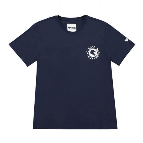 Camiseta Roeg Peruna azul