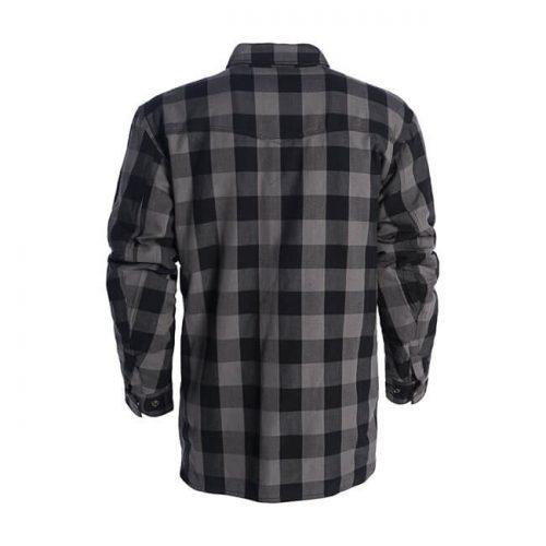 Camisa kevlar WCC Dominator Riding gris/negra